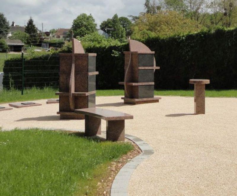 Monuments cinéraires