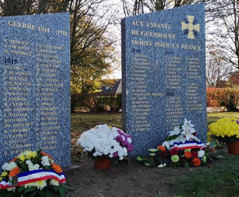 Monuments commémoratifs