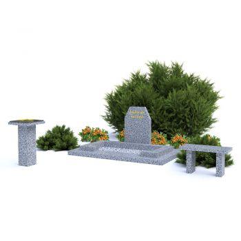Stèle Rectangle